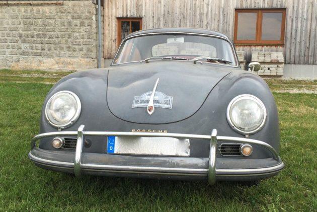 Unrestored 1958 Porsche 356A 1600 Super