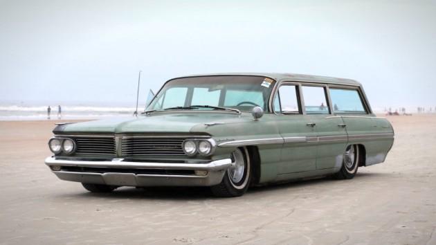 1962 Pontiac Bonneville Safari