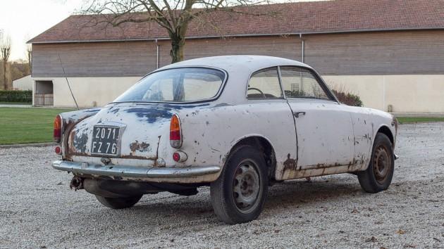 1963 Alfa Giulia Sprint GT
