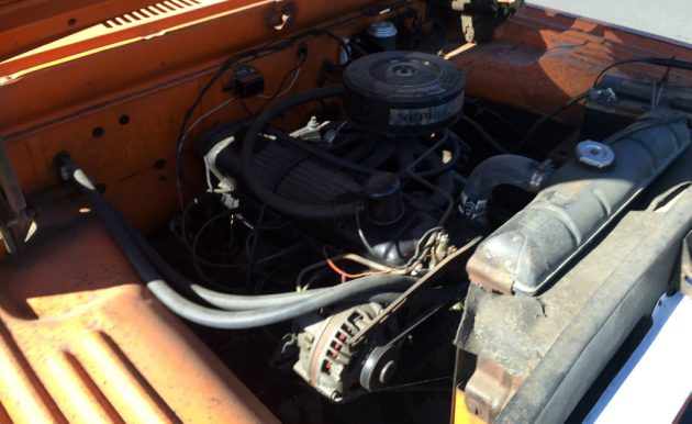 1964 Dodge D100 Engine