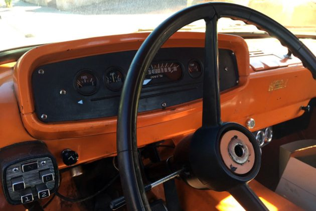 1964 Dodge D100 Interior