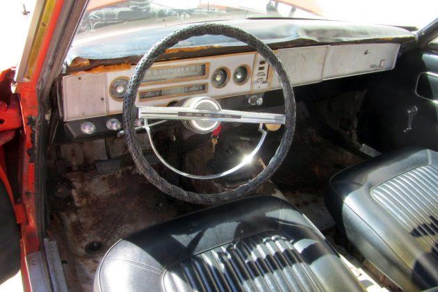 1964 Dodge Polara Interior