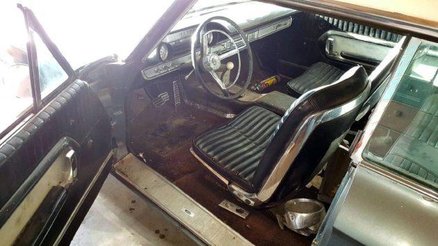 1964 Ford Galaxie 500XL Interior