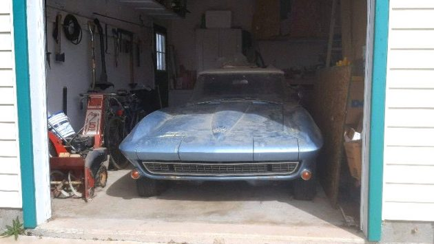 Can You Find A Better: 1966 Corvette