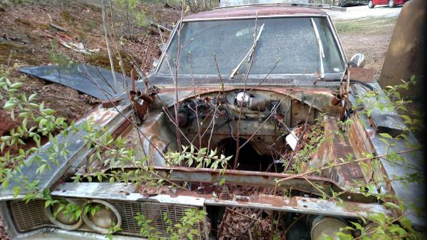 Arbor Day Special: 1966 Dodge Coronet For $600!