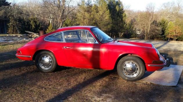 1966 Porsche 912 BF