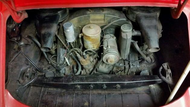 1966 Porsche 912 Engine