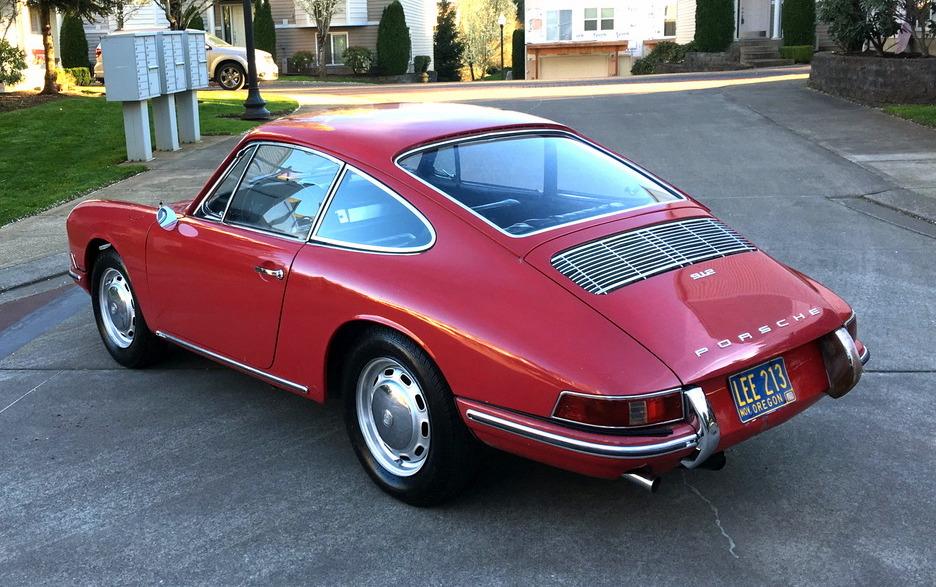 Supposed Survivor 1967 Porsche 912