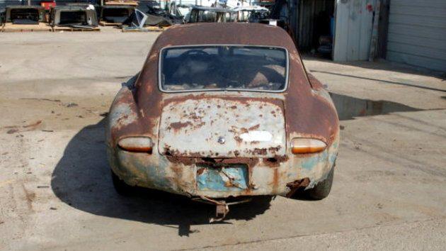 1967 Vetta Ventura Rear
