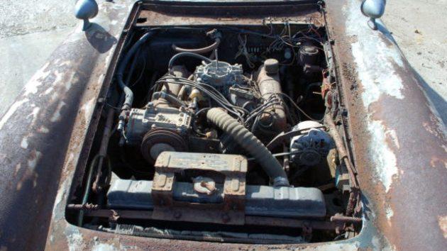 1967 Vetta Ventura V8 Engine