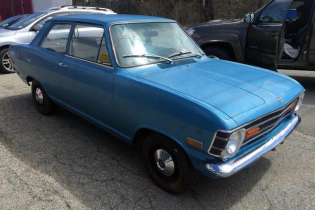 Tiny Limo: 1970 Opel Kadett B