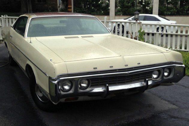 1972 Dodge Polara Custom