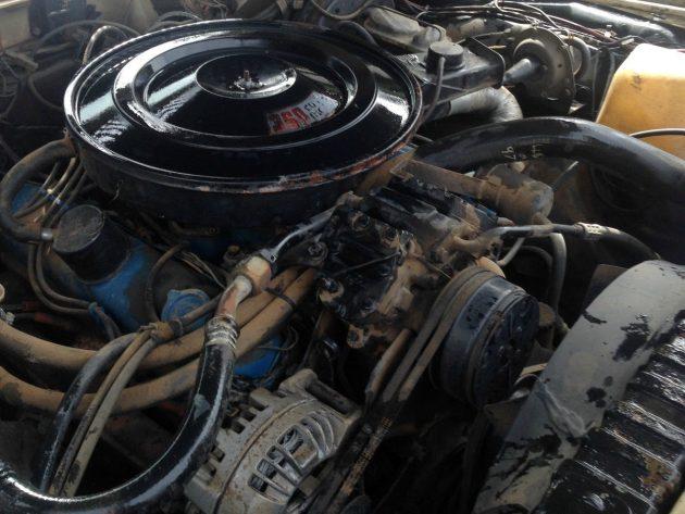 1972 Dodge Polara Engine
