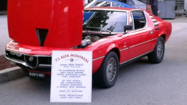 1973 Alfa Montreal