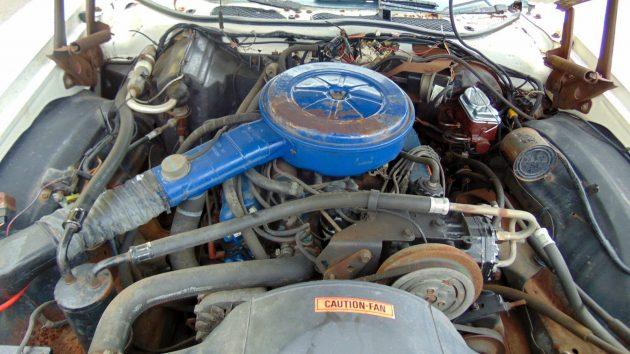 1974 Ford Gran Torino Engine