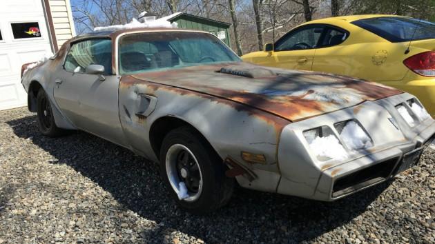 1979 Pontiac Trans Am Project