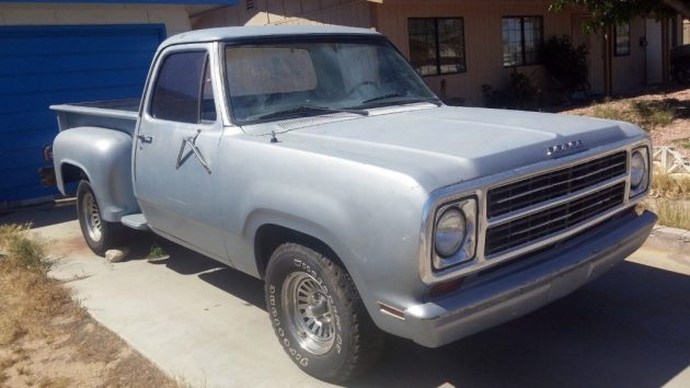 Can You Find A Better: 1980 Dodge D100