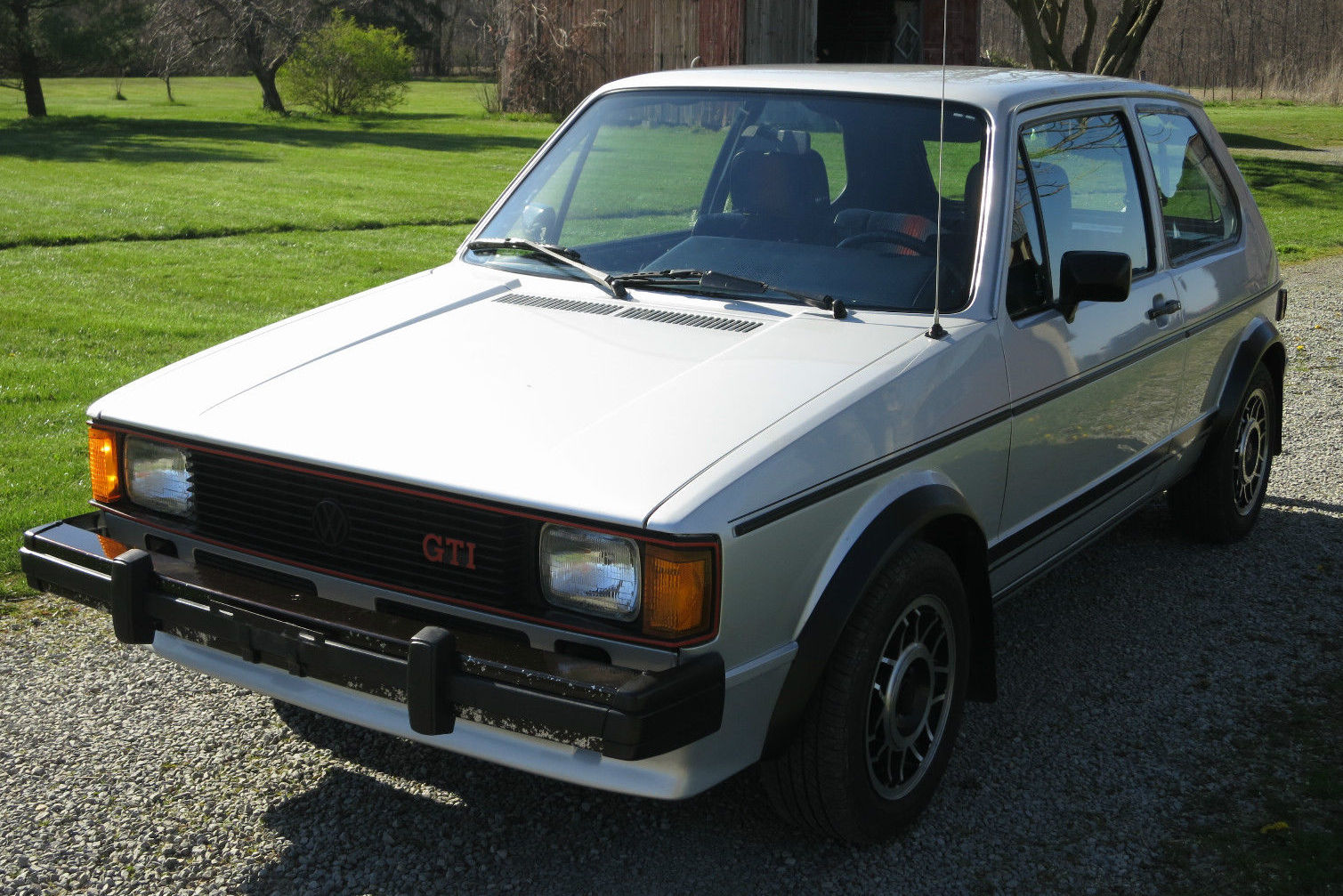 Volkswagen Thing For Sale >> 63k Mile 1983 Volkswagen GTI