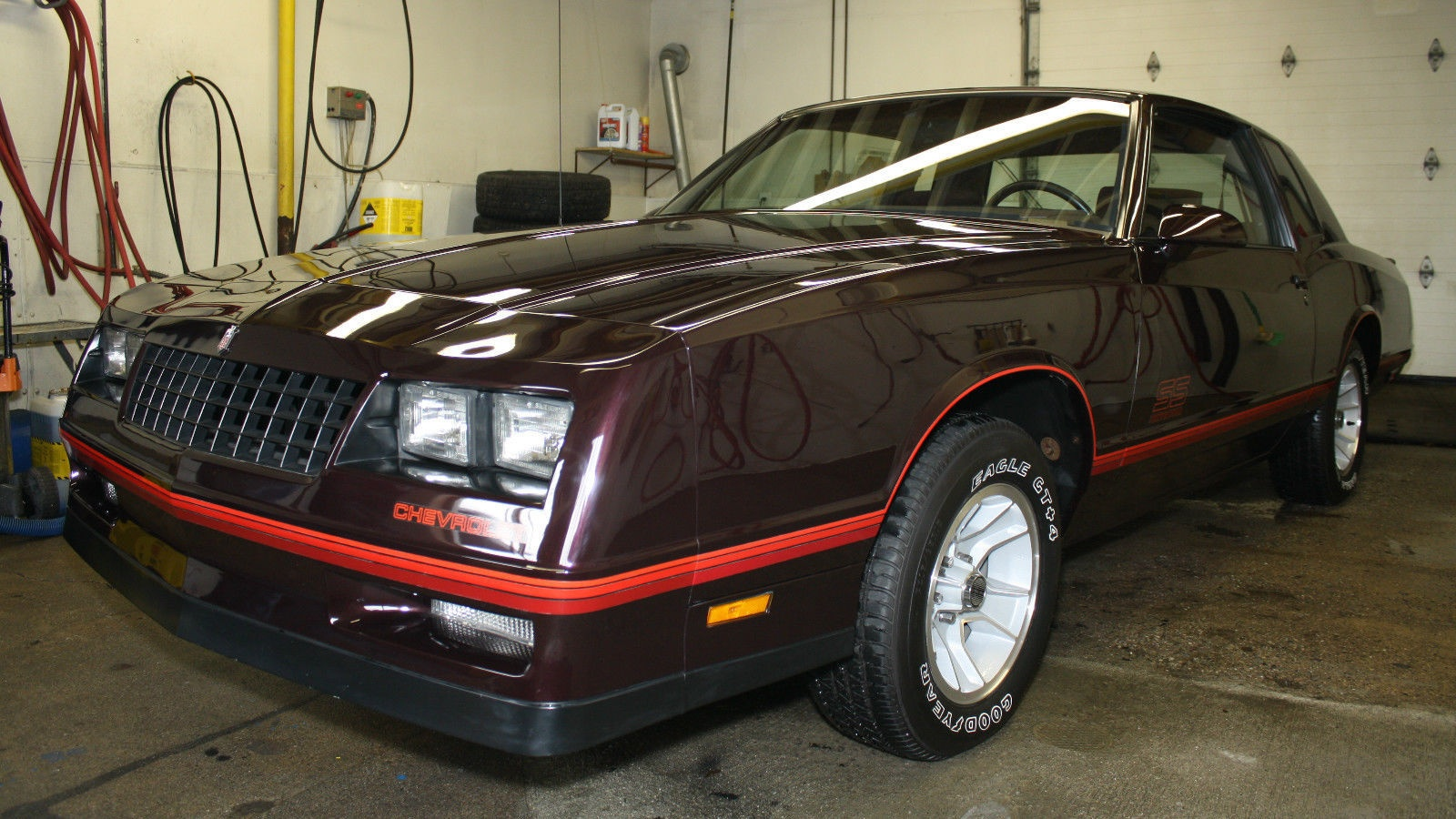 1987 Monte Carlo SS Aerocoupe With Only 812 Miles!