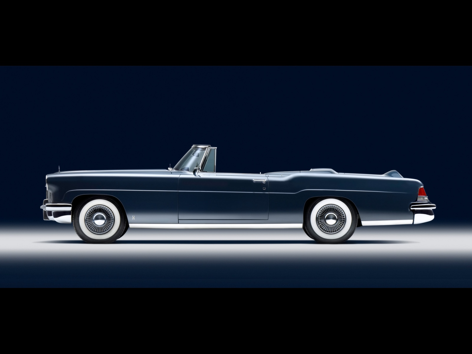 Not A Lincoln: 1956 Continental Mark II