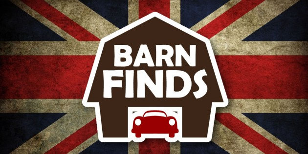 Barn Finds Is Coming To The UK!