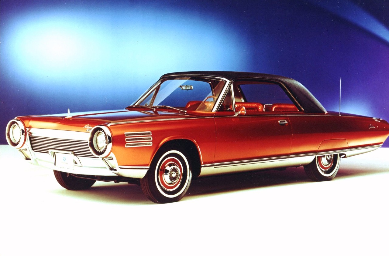 Chrysler Turbine Car: Ultra Rare: Genuine Chrysler Turbine Engine