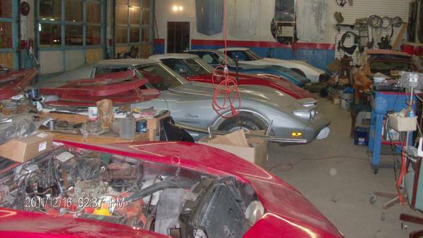 Corvette Stash