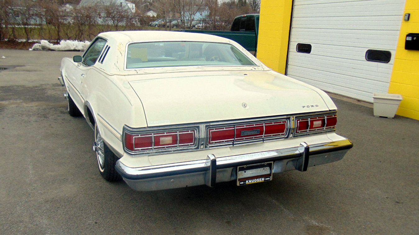 New Ford Torino >> Even More Elite: 1974 Ford Gran Torino Elite