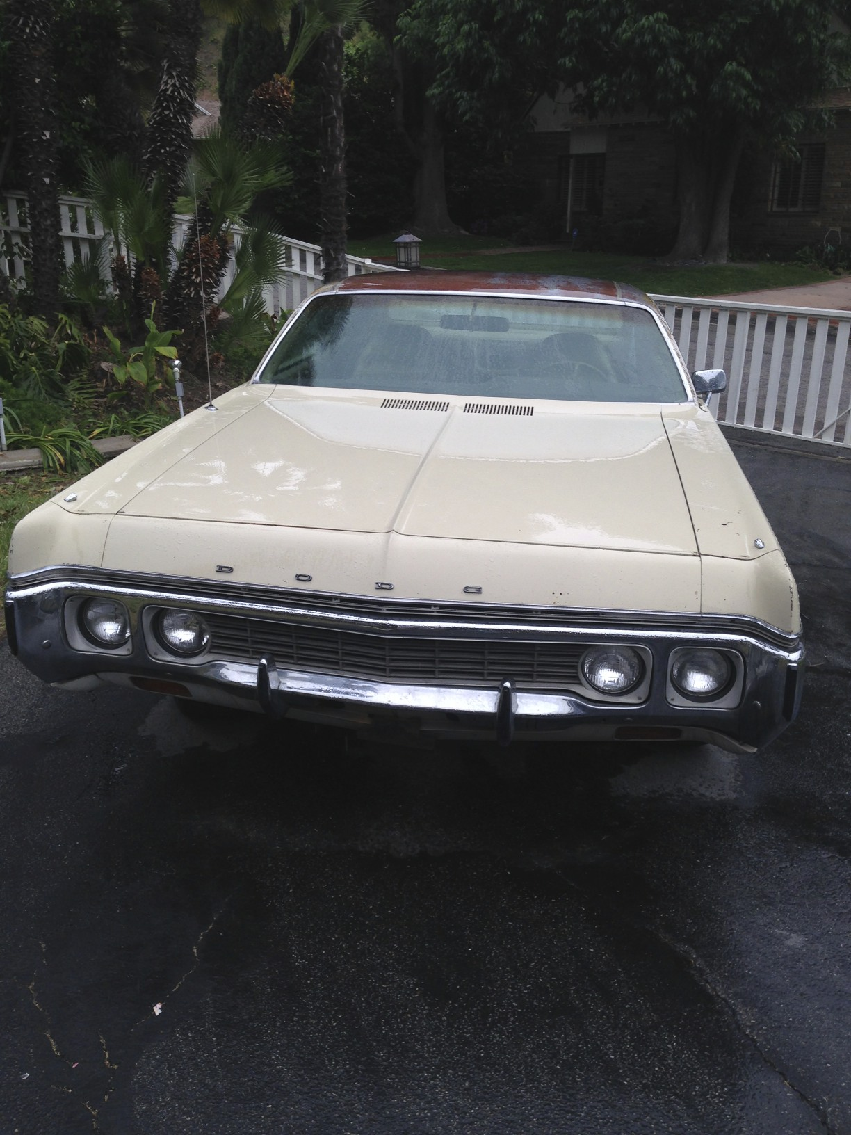 More Dents Per Mile: 1972 Dodge Polara