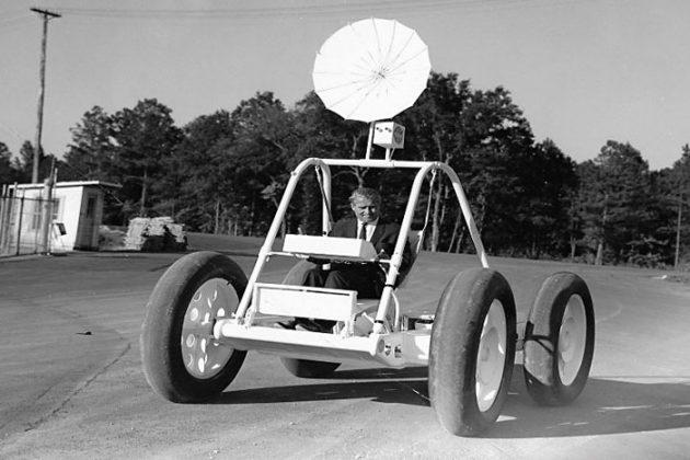 LSSM Prototype Test Drive