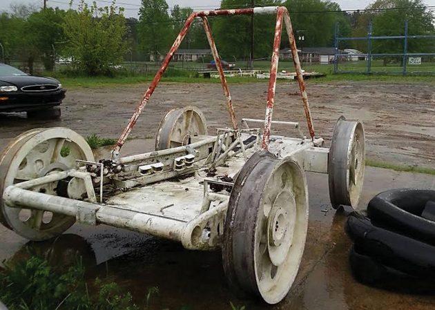 Lunar Rover Prototype