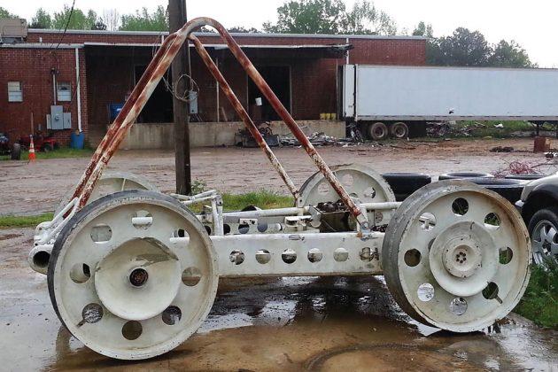 Moon Buggy Prototype
