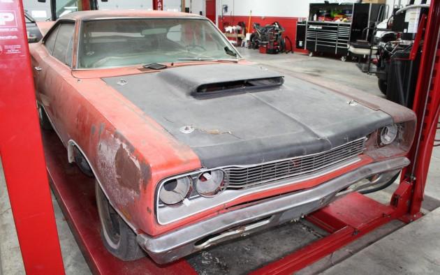 440 Six Pack: 1969 Dodge Super Bee