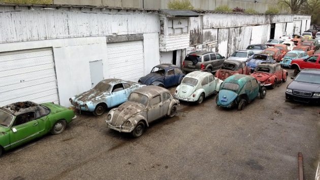 Air-Cooled Mother-lode In Iowa!