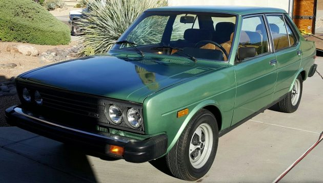 Its Name Is Sophie: 1978 Fiat 131 Brava