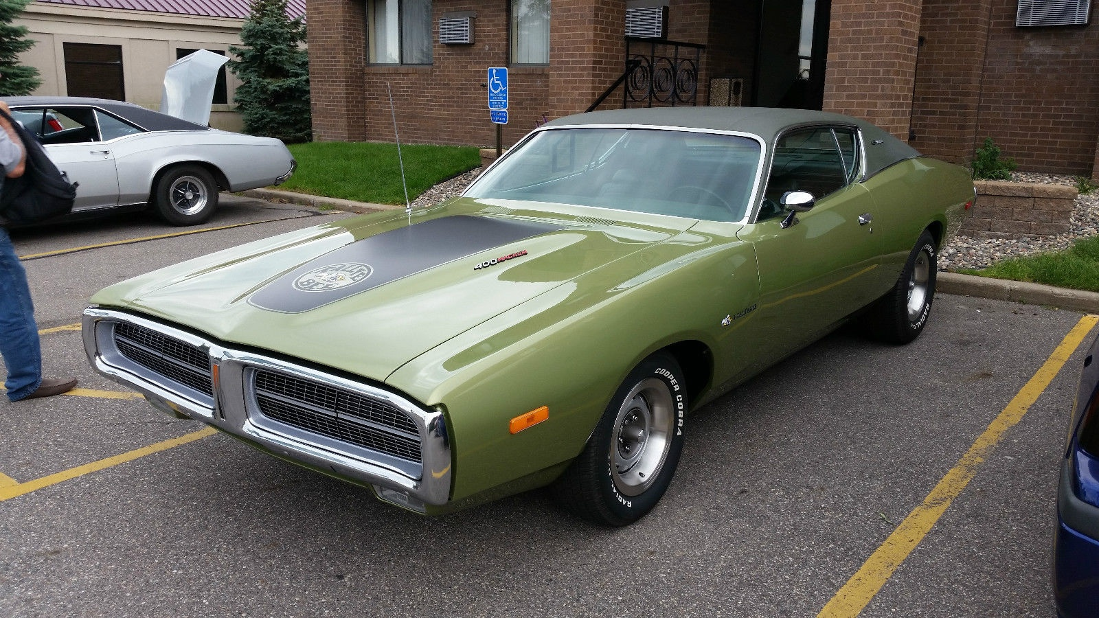 One Of None 1972 Dodge Charger Quot Rallye Bee Quot