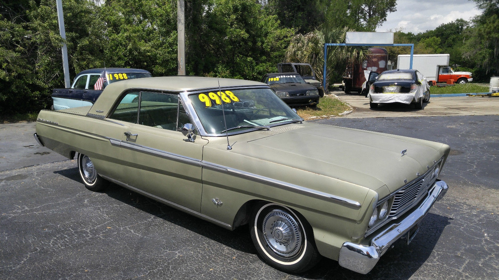 Used Car Find! 1965 Ford Fairlane  Used Car Find! ...