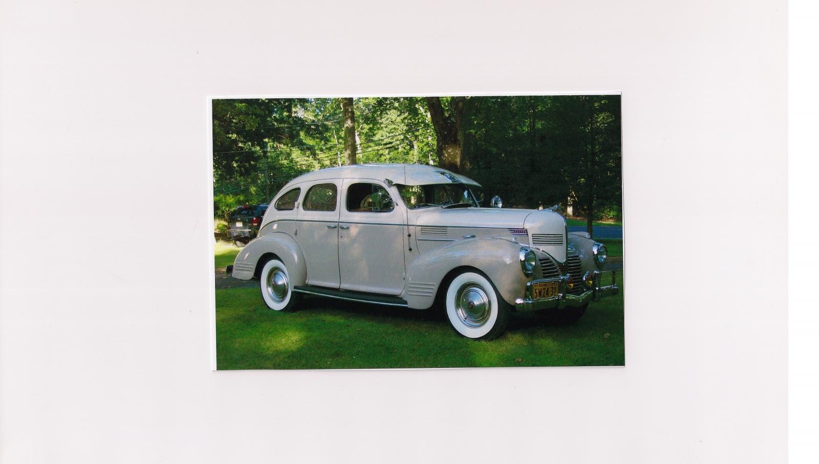 Deluxe original 1940 dodge d 14 sedan for 1940 dodge 4 door sedan