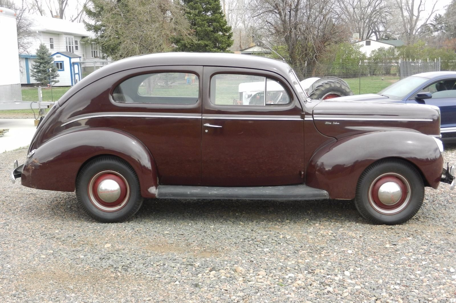 Simply beautiful 1940 ford two door for 1940 ford two door sedan