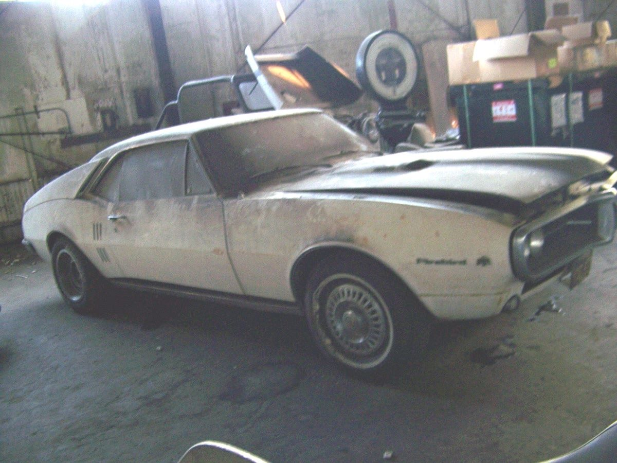 Flying Car For Sale >> Pontiac-Commissioned Prototype: The Fitchbird