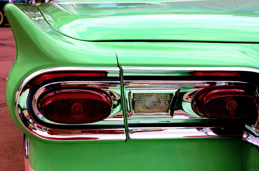 Ford Fairlane Tail Light David M Davis