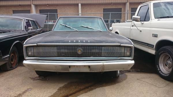 Potential? 1966 Dodge Charger