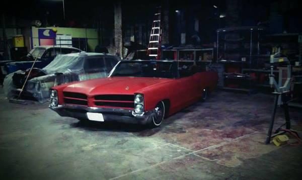 Carmageddon: 1966 Pontiac 2+2 Convertible