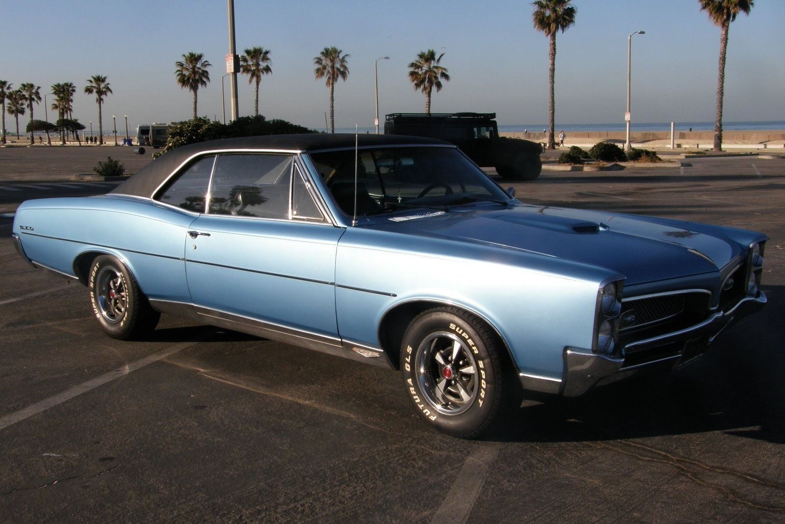 Pictures Tell The Story 1967 Pontiac GTO