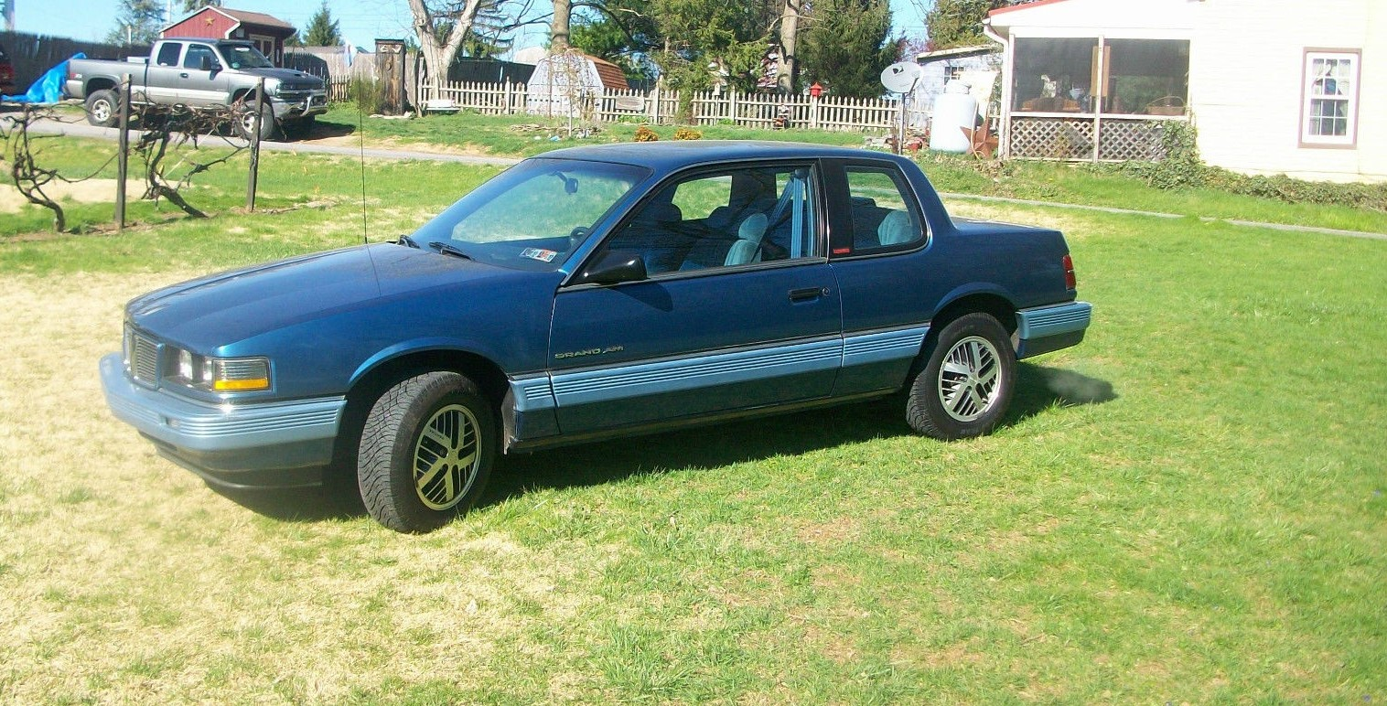 20k Miles From New  1988 Pontiac Grand Am