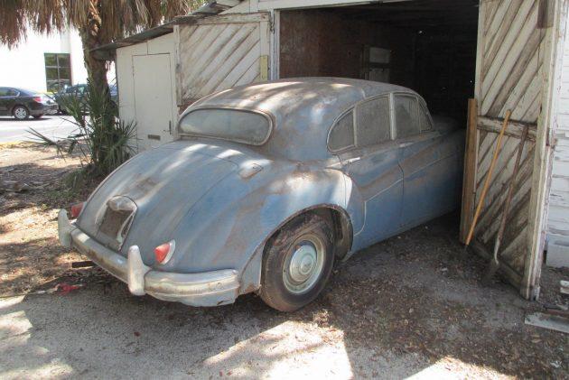 Should I Show My Wife? 1959 Jaguar Mark IX