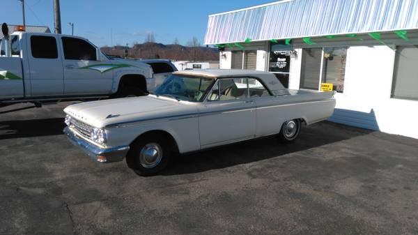 Grandpa's Car: 1963 Mercury Meteor