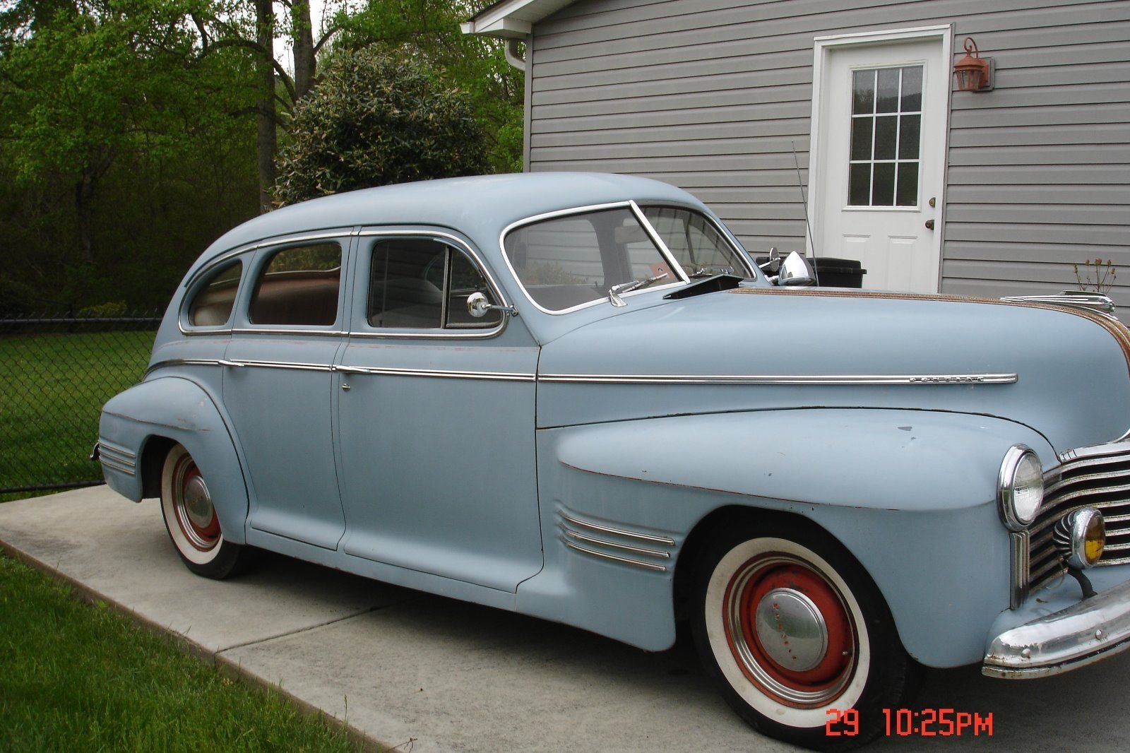 1941 pontiac coupe parts