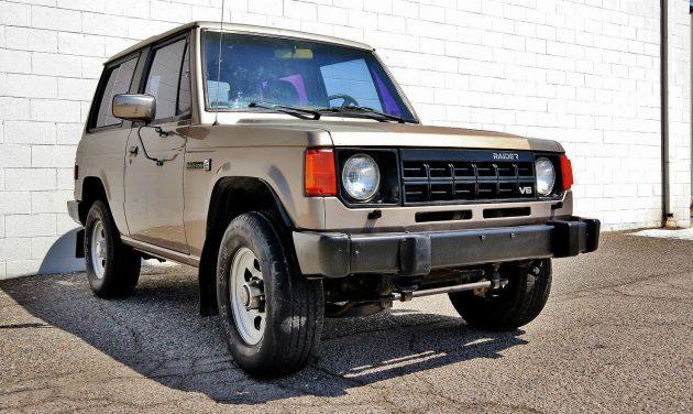 Barn Buggy: 1988 Dodge Raider