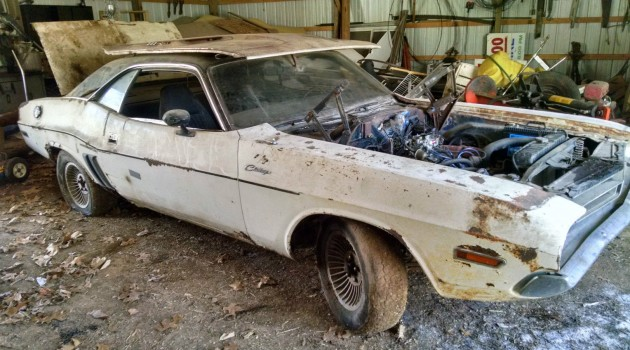 Last Titled in '72: 1971 Dodge Challenger R/T